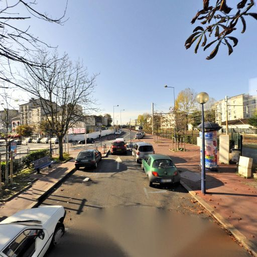Parking Gare de Clamart - Parking - Clamart