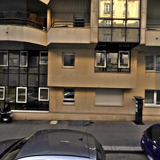 Aubérie Fresquet - Chiropracteur - Boulogne-Billancourt