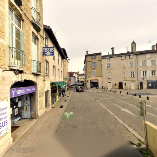 Tissus Delphine - Tissus au mètre - Bourg-en-Bresse