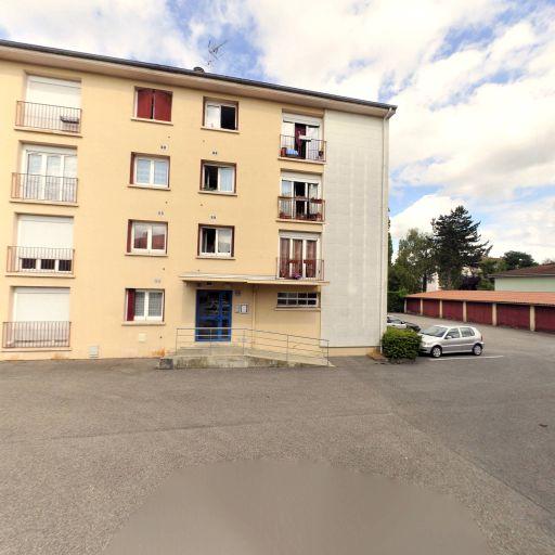 Association des Paralysés de France SESSD - Association humanitaire, d'entraide, sociale - Bourg-en-Bresse