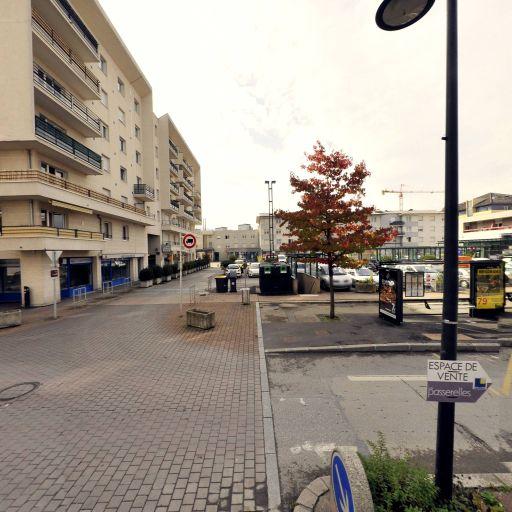 Mairie déléguée - Cran-Gevrier - Mairie - Annecy
