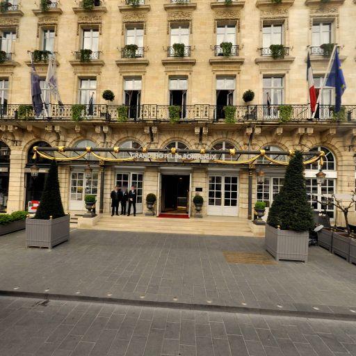 Place de la Comédie - Attraction touristique - Bordeaux