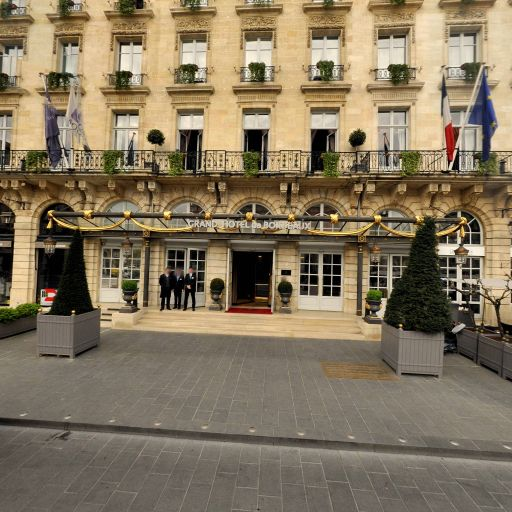 InterContinental Bordeaux Le Grand Hotel, an IHG hotel - Restaurant - Bordeaux