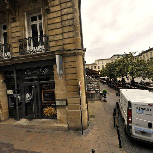 Aire de covoiturage Camille Jullian - Aire de covoiturage - Bordeaux