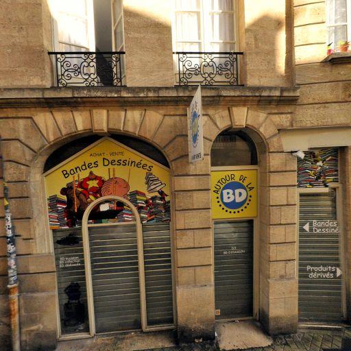 Autour de la BD - Dépôt-vente de meubles - Bordeaux
