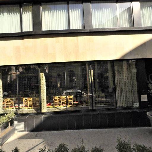 Mama Shelter Bordeaux - Restaurant - Bordeaux