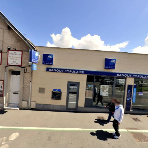 CASDEN Banque Populaire - Banque - Arras