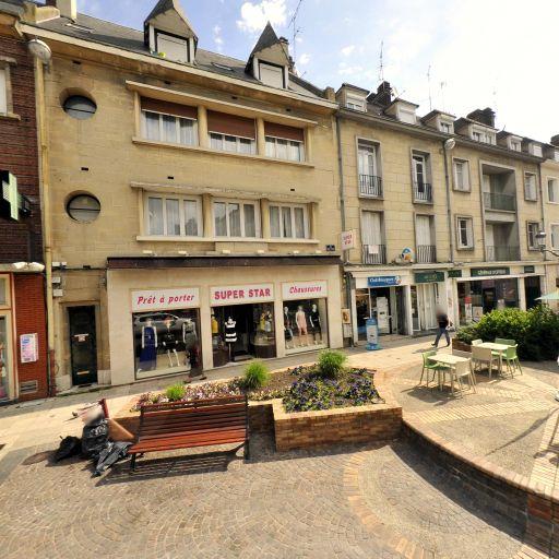 Mezzo Di Pasta Beauvais - Restaurant - Beauvais