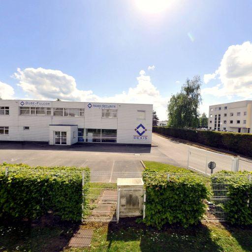 Dexis - Noyer Safia - Matériel industriel - Compiègne