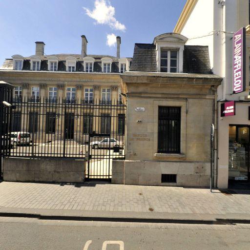 Banque de France - Banque - Arras