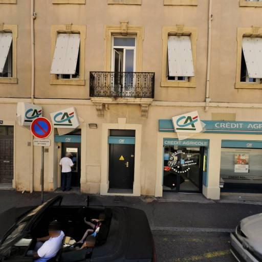 Credit Agricole - Banque - Narbonne