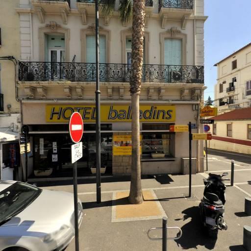 urban by balladins Perpignan - Restaurant - Perpignan
