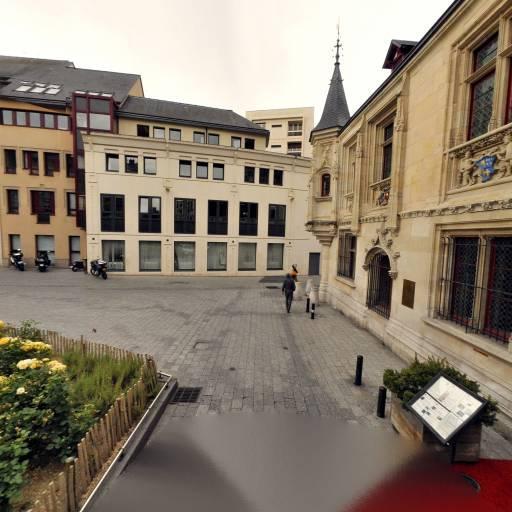 Parking Indigo - Parking public - Rouen