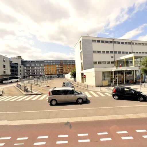 Halte Routiere - Parking public - Rouen