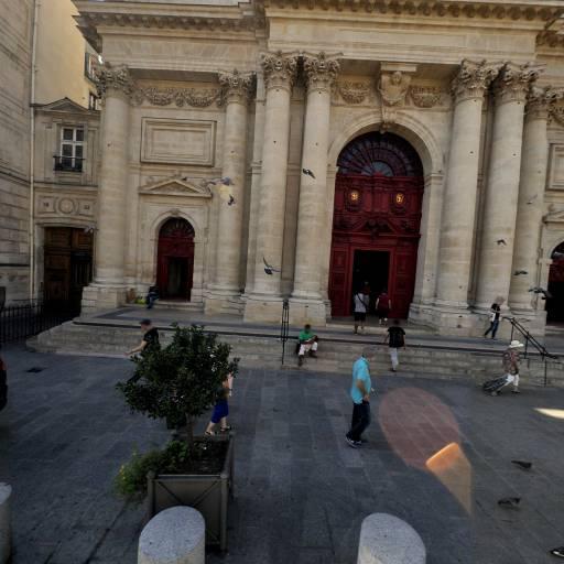 Église Saint Paul-Saint Louis - Attraction touristique - Paris