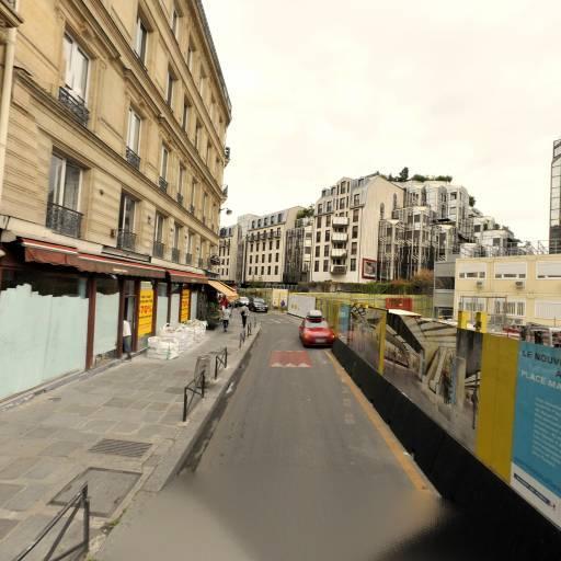 Station Vélib' Halles - Bourdonnais - Vélos en libre-service - Paris