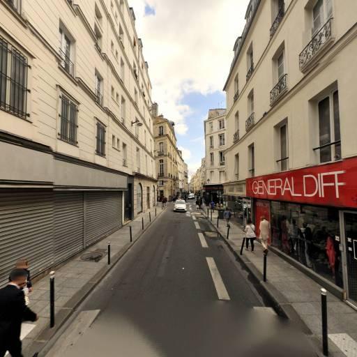 Studio Rodinger - Architecte d'intérieur - Paris