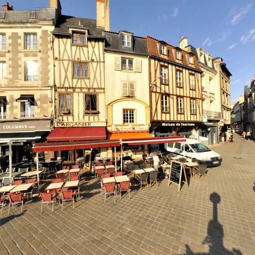 Le Fournil d'Elina - Boulangerie pâtisserie bio - Poitiers