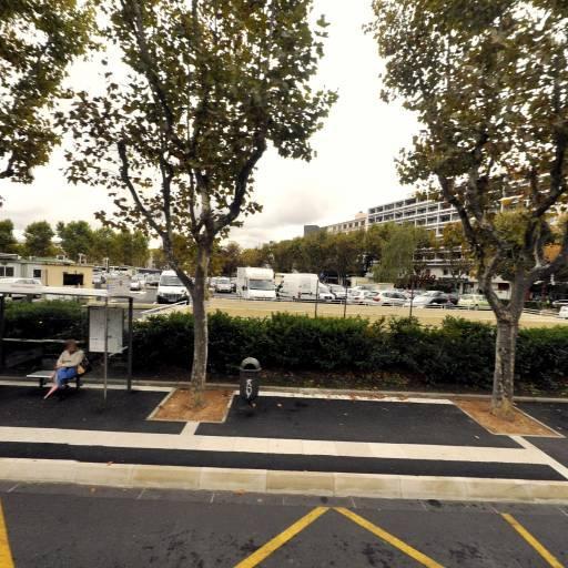 Parking Salins - Parking - Clermont-Ferrand