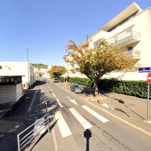 Parking Fontgiève - Abonnés - Parking - Clermont-Ferrand