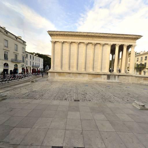 Carré d'Art Musée d'Art Contemporain de Nîmes - Musée - Nîmes