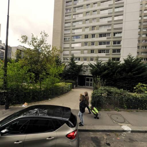 Jardin des rues Maronites-Pressoir - Parc, jardin à visiter - Paris