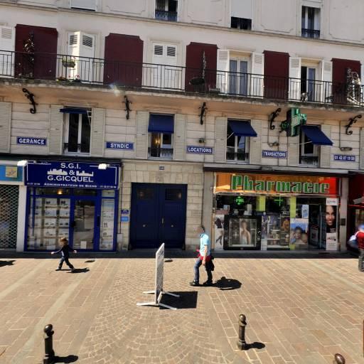 Pharmacie Centrale De Creteil - Pharmacie - Créteil