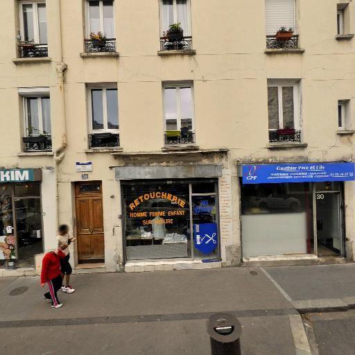 Deroux Frédéric - Designer - Vincennes