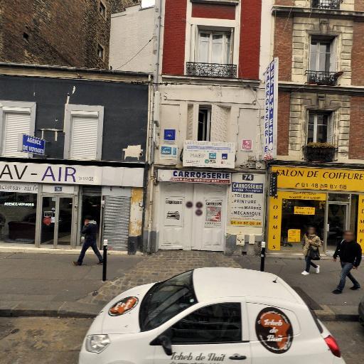Ambulances Saint Martin - Ambulance - Montreuil