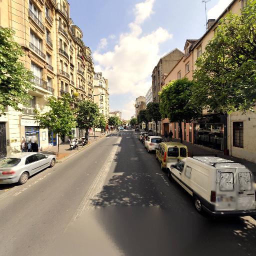 Crédit Mutuel - Banque - Montreuil
