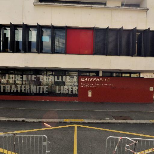 Ecoles Maternelles - École maternelle publique - Montreuil