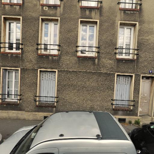 La Maison Bleue - Crèche - Montreuil