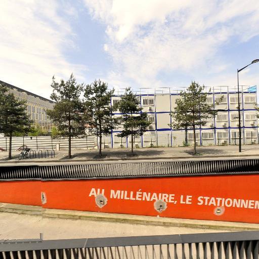 Parking Le Millénaire - Parking - Aubervilliers