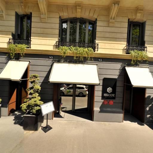 Masha - Café bar - Paris
