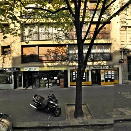 Century 21 Auteuil Immobilier - Agence immobilière - Paris