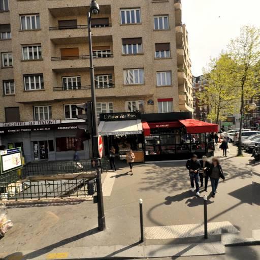 Les Fontaines - Café bar - Paris