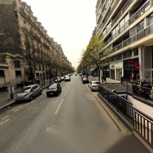 Place Victor Hugo - Parking public - Paris