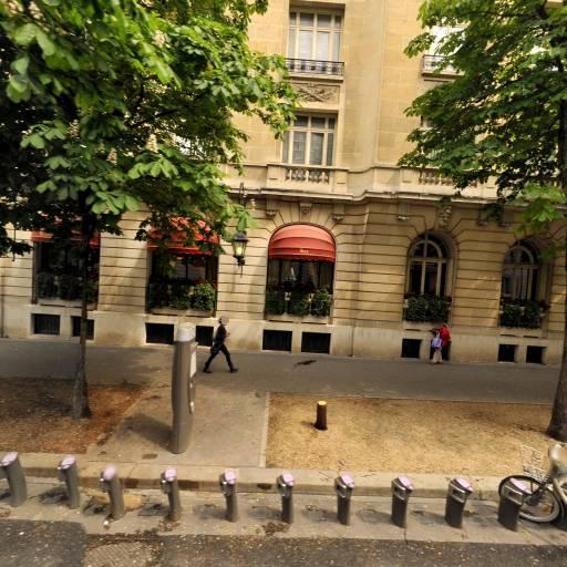 Station Vélib' Portugais - Kléber - Vélos en libre-service - Paris
