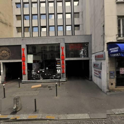Parking Sécuritas Legendre - Concessionnaire automobile - Paris