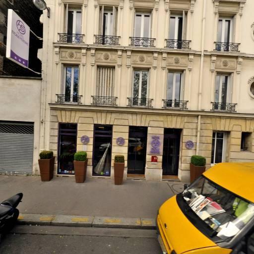 Etoile Pereire - Parc et zone de jeu - Paris