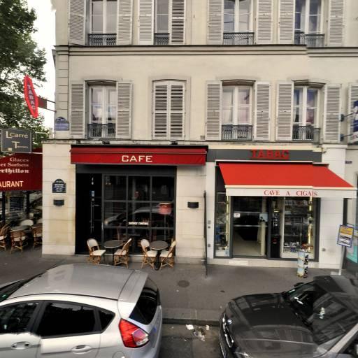 Ozguler Noman - Bureau de tabac - Paris