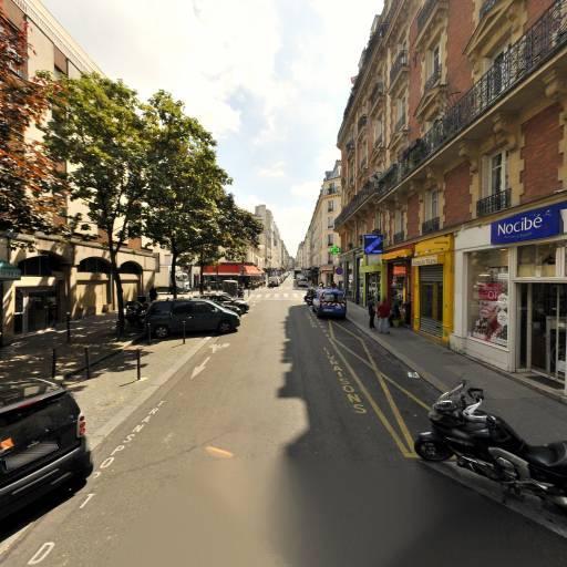 La Calypso - Poissonnerie - Paris