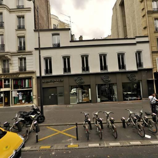 Station Vélib' Maison de Radio - France - Vélos en libre-service - Paris