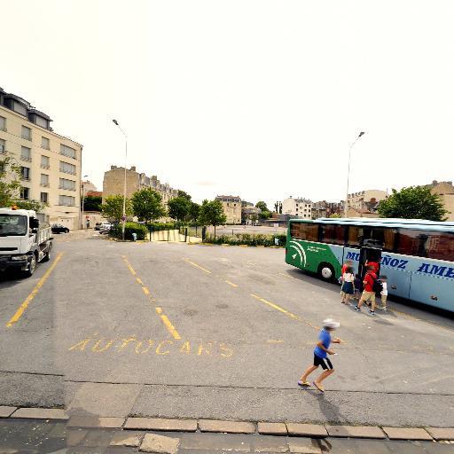 Parking Cathédrale / 1 - Parking - Reims