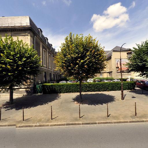 Parking Médiathèque - Parking - Reims