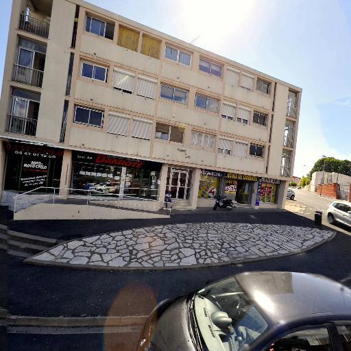 Collège la Dullague - Collège - Béziers