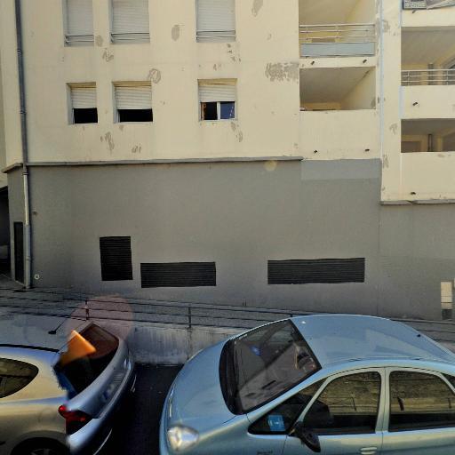 Parking Saint Vincent de Paul Vinci Park EFFIPARC SUD OUEST - Parking public - Béziers