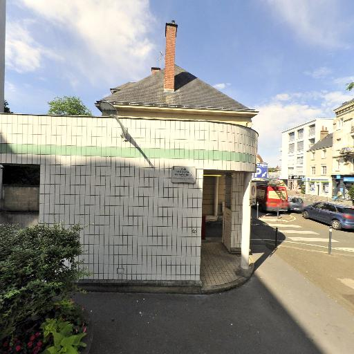 Parking Grand Faubourg - Parking - Chartres