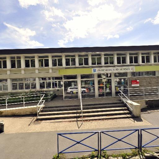 Centre Social de Pen Ar Créac'H - Centre médico-social - Brest